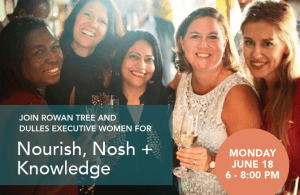 Nourish Nosh Knowledge event
