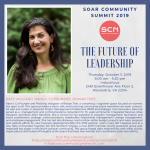 Describes Kate Viggiano Janich background as facilitator for SCN Summit